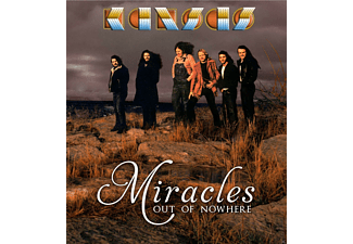 Kansas - Miracles Out Of Nowhere - (DVD + CD)