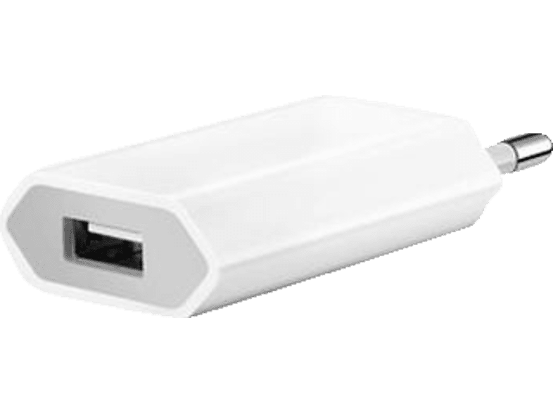 APPLE 5W USB Power Adapter - (MD813ZMA) τηλεφωνία   πλοήγηση   offline αξεσουάρ iphone smartphones   smartliving iphone