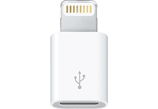APPLE Lightning to Micro USB Adapter - (MD820ZMA)