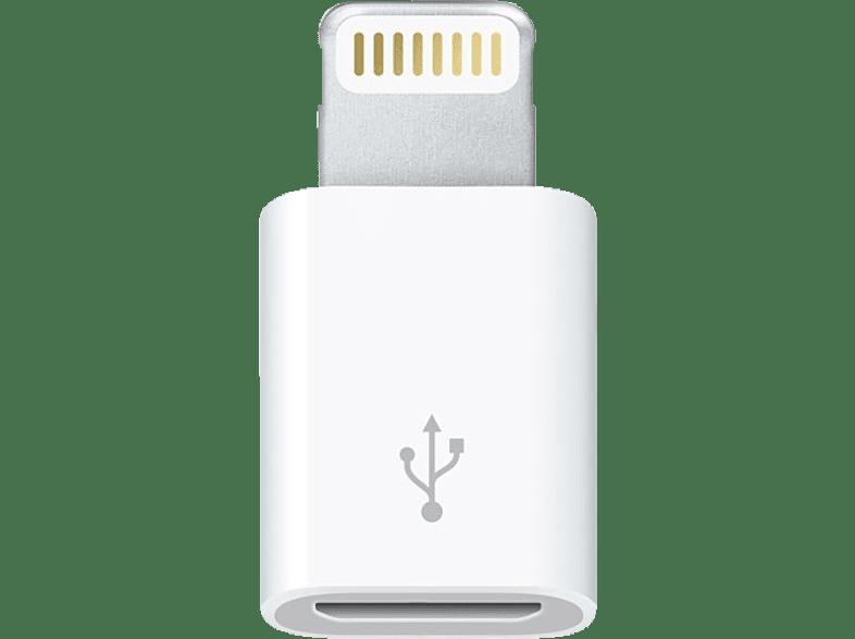 APPLE Lightning to Micro USB Adapter - (MD820ZMA) smartphones   smartliving iphone φορτιστές iphone smartphones   smartliving ipho