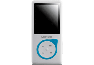 LENCO Lecteur MP4 4 GB bleu (XEMIO-657 BLUE)