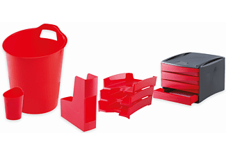 FELLOWES Green 2 Desk Bureauset ROUGE (0040901)