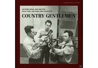 The Country Gentlemen - Country Songs,Old and New - (CD)