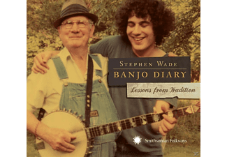 Stephen Wade - Banjo Diary - Lessons From Tradition - (CD)