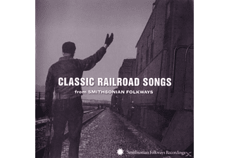 VARIOUS - Classic Railroad Songs - (CD)