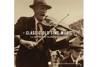 VARIOUS - Classic Old-Time Music - (CD)