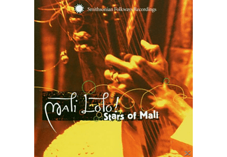 VARIOUS - Mali Lolo-Stars Of Mali - (CD)