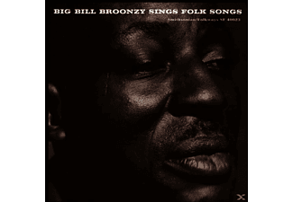 Big Bill Broonzy - Big Bill Broonzy Sings Folk Songs - (CD)