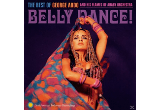 George & His Flames Of Araby Abdo, George Abdo - Belly Dance/The Best Of - (CD)