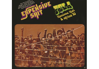 Fela Kuti - Expensive Shit / He Miss Road (Remastered) - (CD)