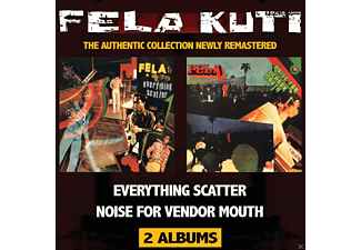 Fela Kuti - Everything Scatter / Noise For Vendor Mouth (2 Albums Remastered) [CD]
