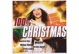 VARIOUS - 100% Christmas - (CD)