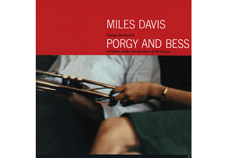 Miles Davis, VARIOUS, Evans, Gil, Orchestra, The - Porgy And Bess - (CD)