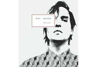 Will Butler - Policy [LP + Download]