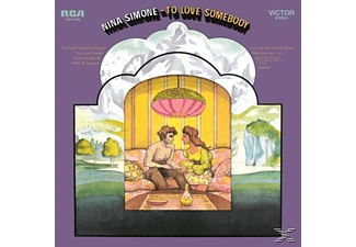 Nina Simone - To Love Somebody - (Vinyl)