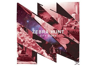 Zebra Hunt - City Sights - (Vinyl)