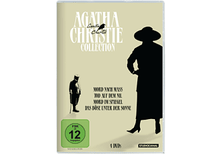 Agatha Christie Collection - (DVD)