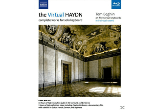 VARIOUS - The Virtual Haydn - (Blu-ray)