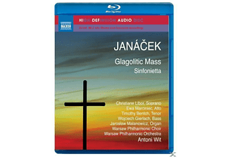Wit Antoni, Warschau Po - Glagolitic Mass - (Blu-ray Audio)