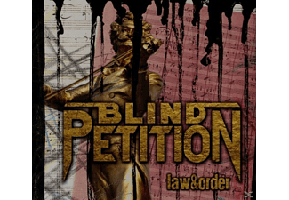 Blind Petition - Law & Order - (CD)