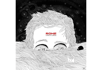 Rone - Creatures (Lp+Mp3/180g/Triple Gatefold) [LP + Download]