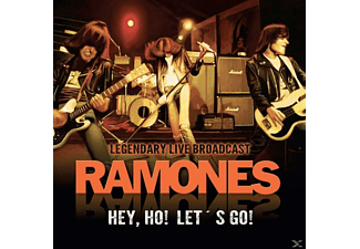 Ramones - Hey Ho Lets Go [CD]