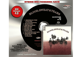 Blood, Sweat & Tears - Blood, Sweat & Tears [SACD Hybrid]