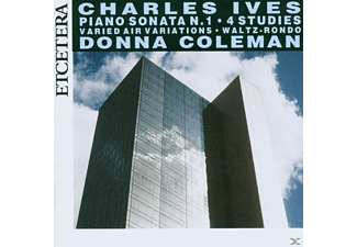 Donna Coleman - Piano Music Vol.2 - (CD)