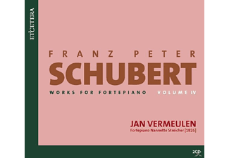 Jan Vermeulen - COMPLETE WORKS FOR PIANOFORTE VOL. - (CD)
