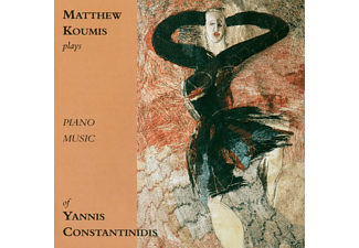 Matthew Koumis - Piano Music - (CD)