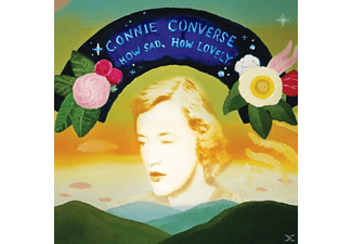 Connie Converse - How Sad, How Lovely [CD]