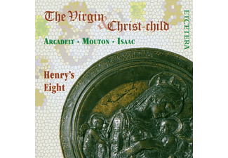 Henry's Eight - The Virgin And Christ-Child - (CD)