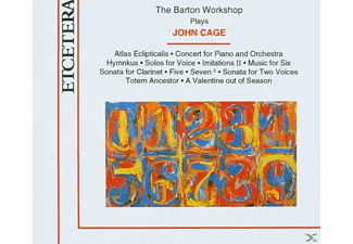 The Barton Workshop - The Barton Workshop Plays - (CD)