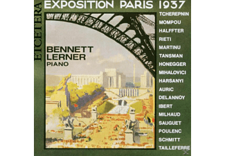 Bennett Lerner - Exposition-Paris 1937 - (CD)