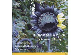 Michiels - Hommage a Robert Schumann - (CD)