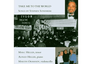 Heller,M./Heller,A./Ormandy,M. - Take Me To The World - (CD)