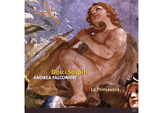 La Primavera - DOLCI SOSPIRI - INSTRUMENTAL AND VO - (CD)