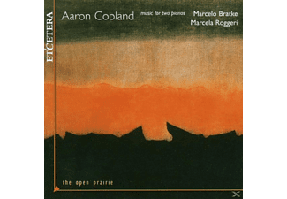 M. Bratke, M. Roggeri - The Open Prairie - (CD)