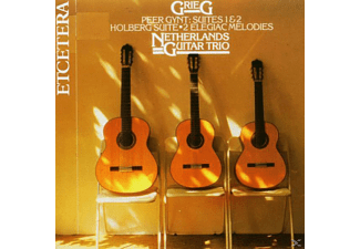 Netherlands Guitar Trio - Music For Guitar Ensemble - (CD)