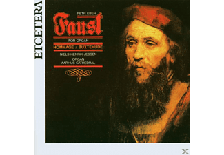 Niels Henrik Jessen - Faust For Organ - (CD)