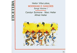 Marc Heller - Songs Vol.1 - (CD)