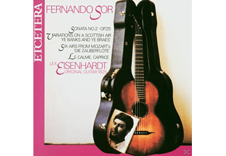 Lex Eisenhardt - Music For Guitar - (CD)