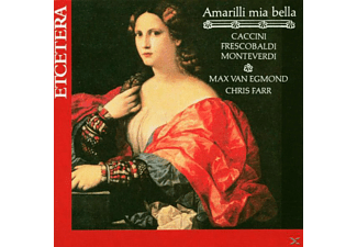 Egmond,Max Van/Farr,Chris - Amarilli Mia Bella - (CD)