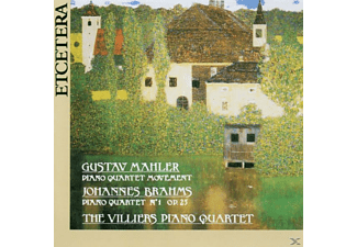 The Villiers Piano Quartet - Music For Piano Quartet - (CD)
