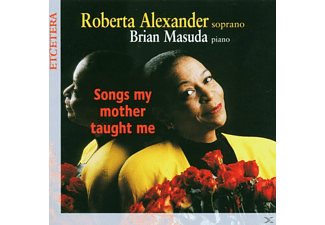 Brian Masuda - Songs My Mother Taught Me - (CD)