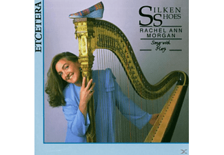 Rachel Ann Morgan - Silken Shoes-Songs With Harp - (CD)