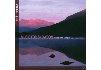 A.R./Roberts G. Morgan - Music For Snowdon - (CD)