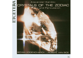Boyen Vodenicharov, Robert Sice - Crystals Of The Zodiac - (CD)