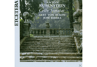 Gert Von Bülow, Jose Ribera - Cellosonaten - (CD)