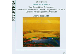 VARIOUS, Chislett, Jenkin, Mccallum - Music For Flute (1981-1991) - (CD)